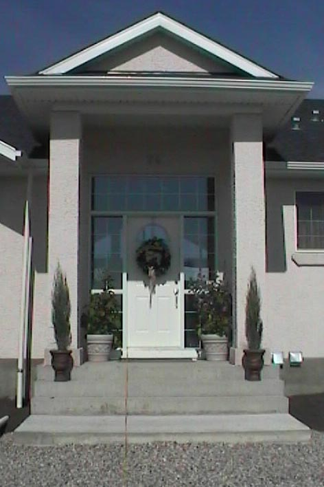 Landscaping for Build your own house california
