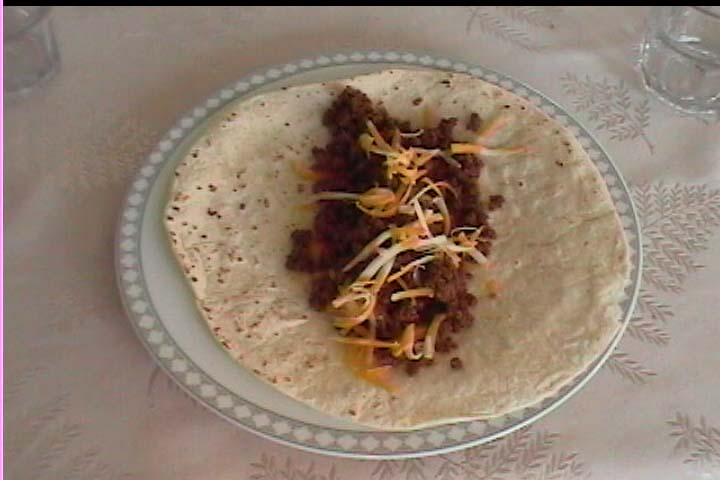 how to make soft tacos crunchyin the microwave