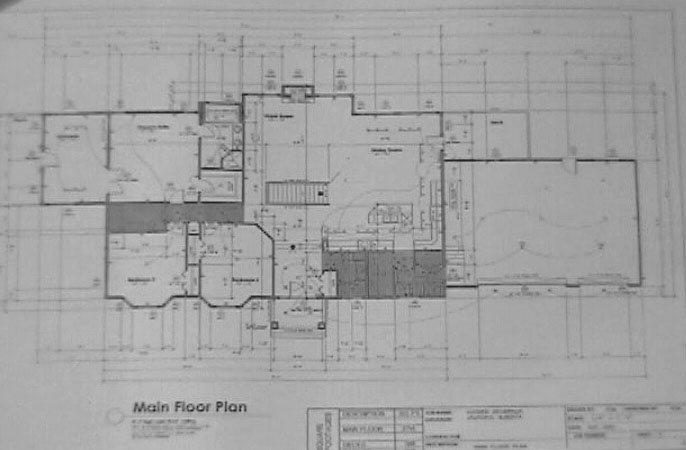 House Plans How To Read Blueprints Blueprints