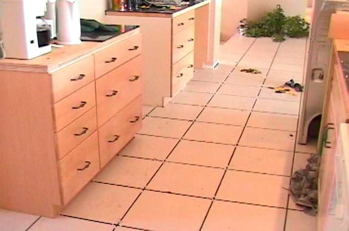 Flooring for Build your own house california